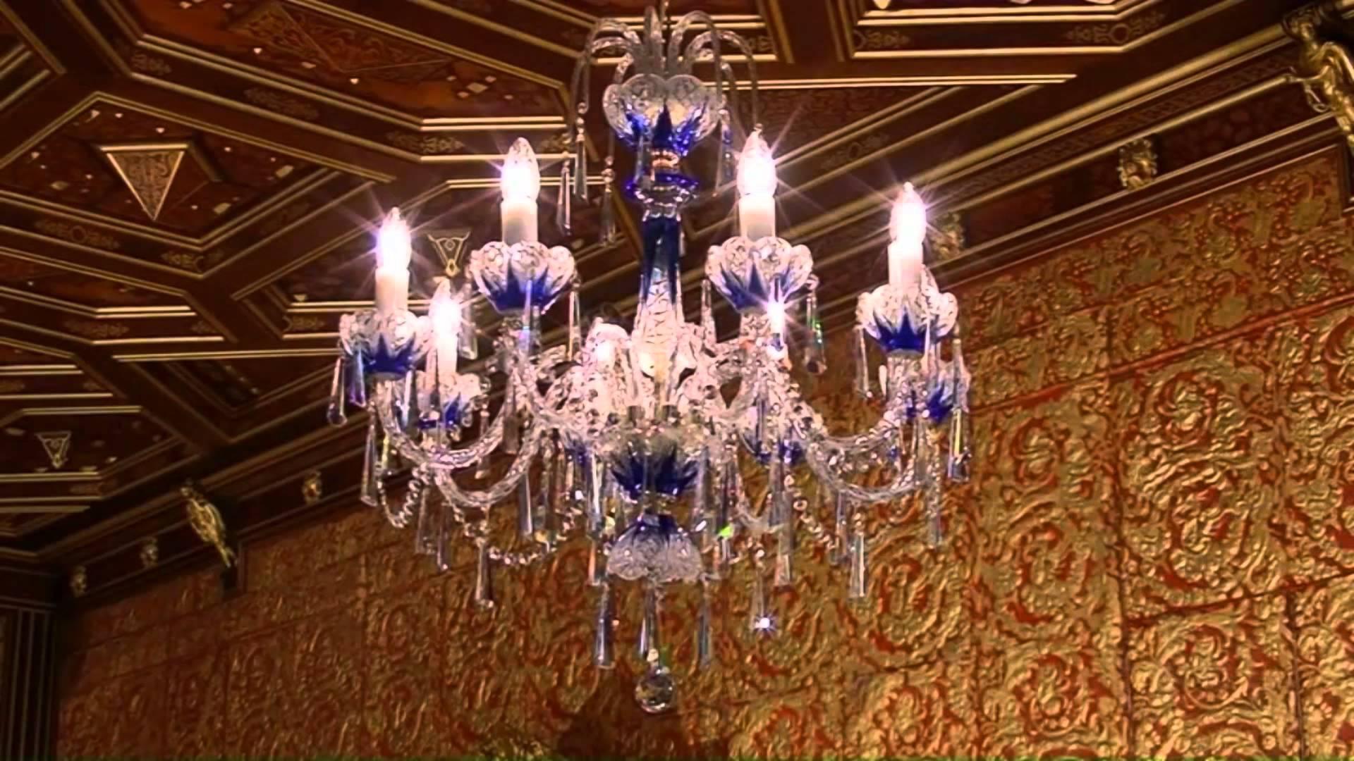 Какие хрустальные светильники можно встретить в каталоге интернет-магазина